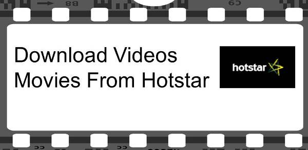 How To Download Videos/Movies From Hotsta