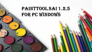 Download Paint Tool Sai 1.2.5 for PC Windows