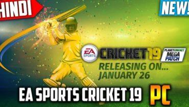 EA Sports Cricket 2019 download